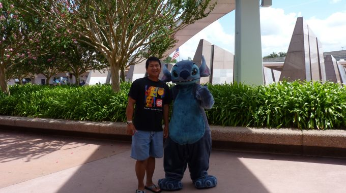 Joel And Stitch