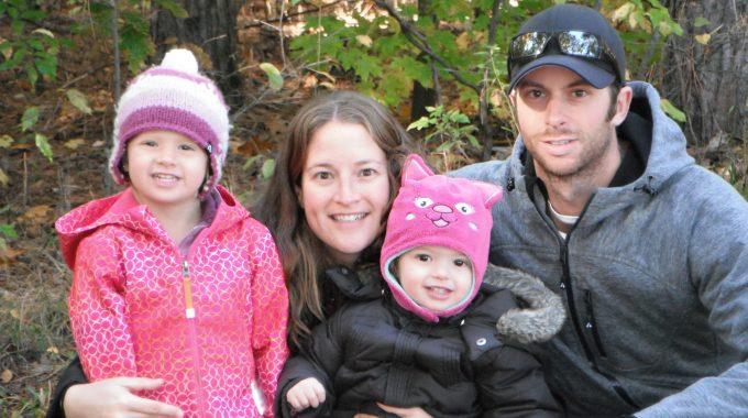 Jeff, Kat, Lily & Addison MacLean