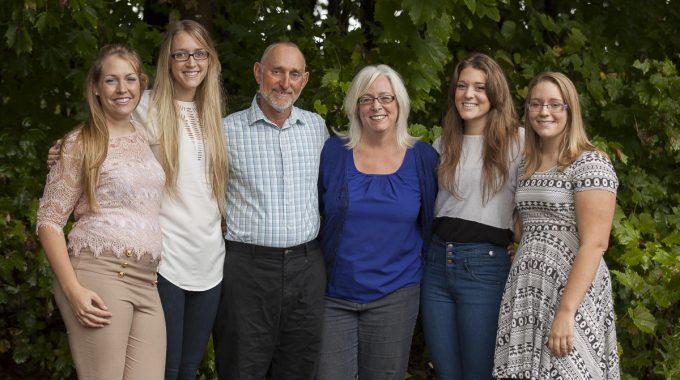The Desroches Family