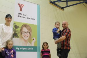 Dawn – Barrie YMCA